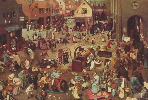 антисанитария в средние века