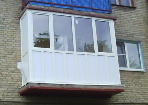 Клопы на балконе